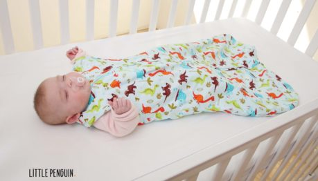 איך ליצור סביבת שינה בטוחה עבור תינוקך