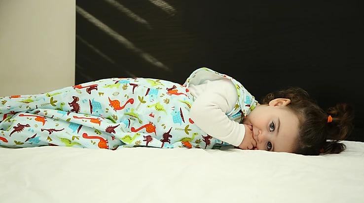 כשהפעוט מפחד לישון