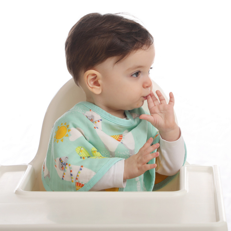 סינר טטרה לתינוק - דגם למה סטייל