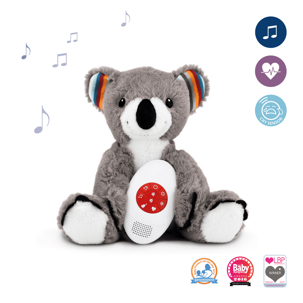COCO - Musical soft toy