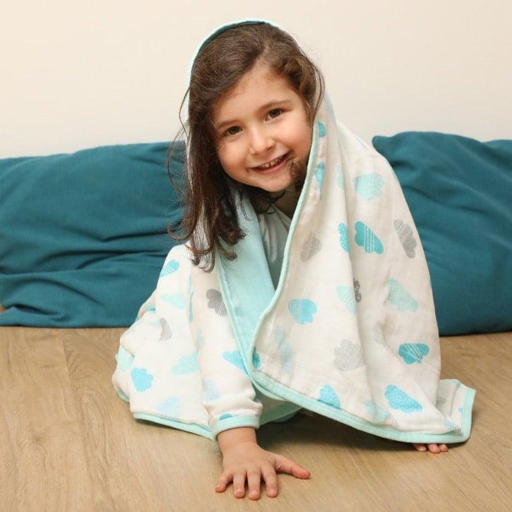 Муслиновое одеяло - Облака