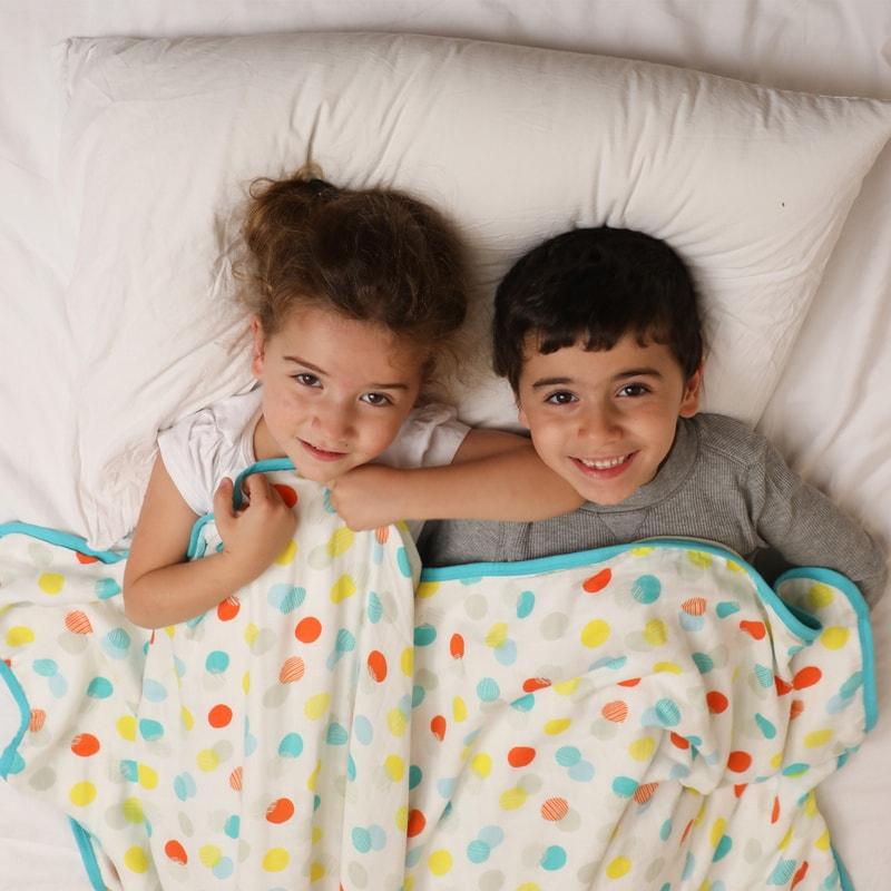 Муслиновое одеяло - Конфетти