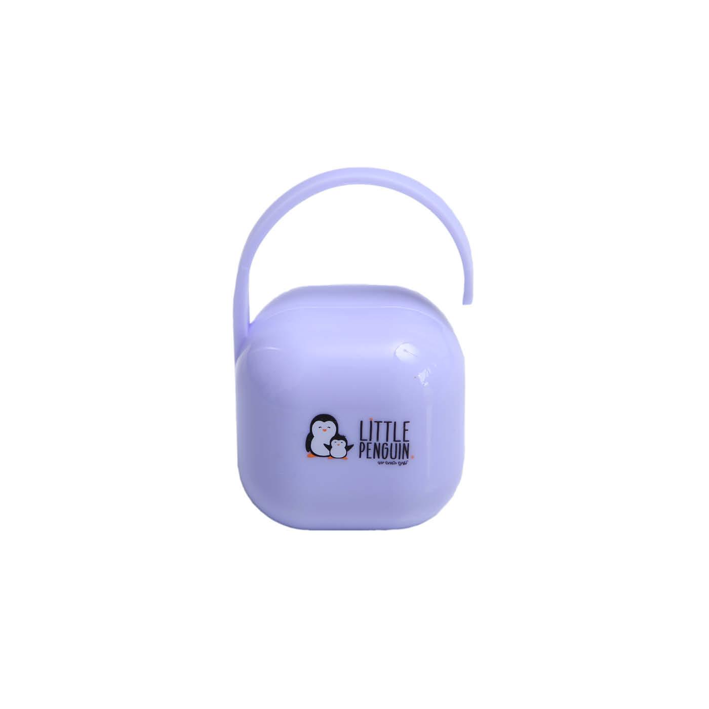 Dummy holder - Purple