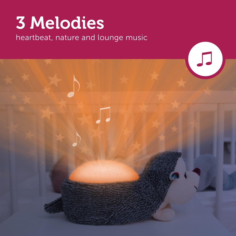 מקרן כוכבים עם מוזיקה מרגיעה - HARRY