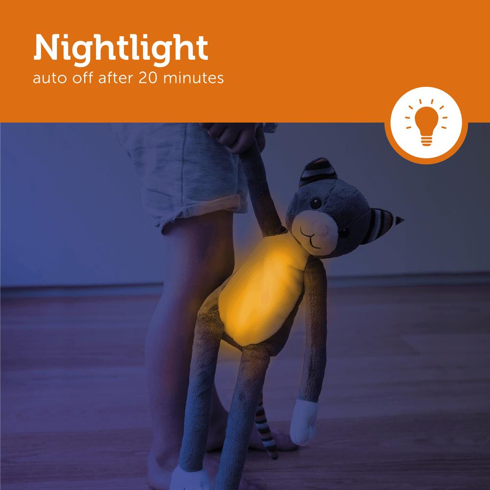KATIE - soft toy nightlight