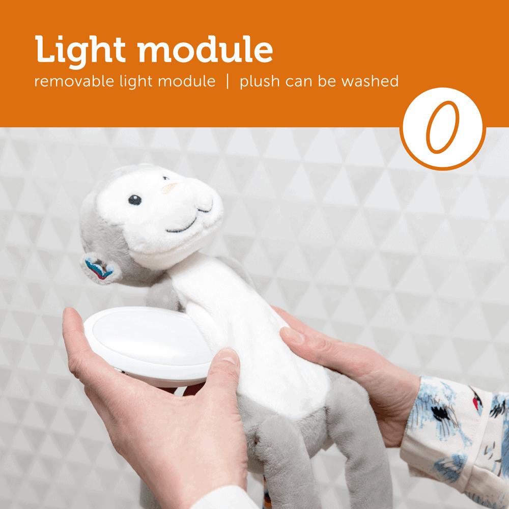 MAX - soft toy nightlight
