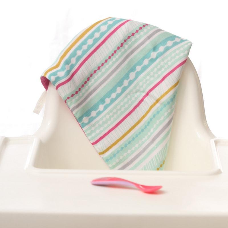 Муслиновая мочалка - 6 упаковок
