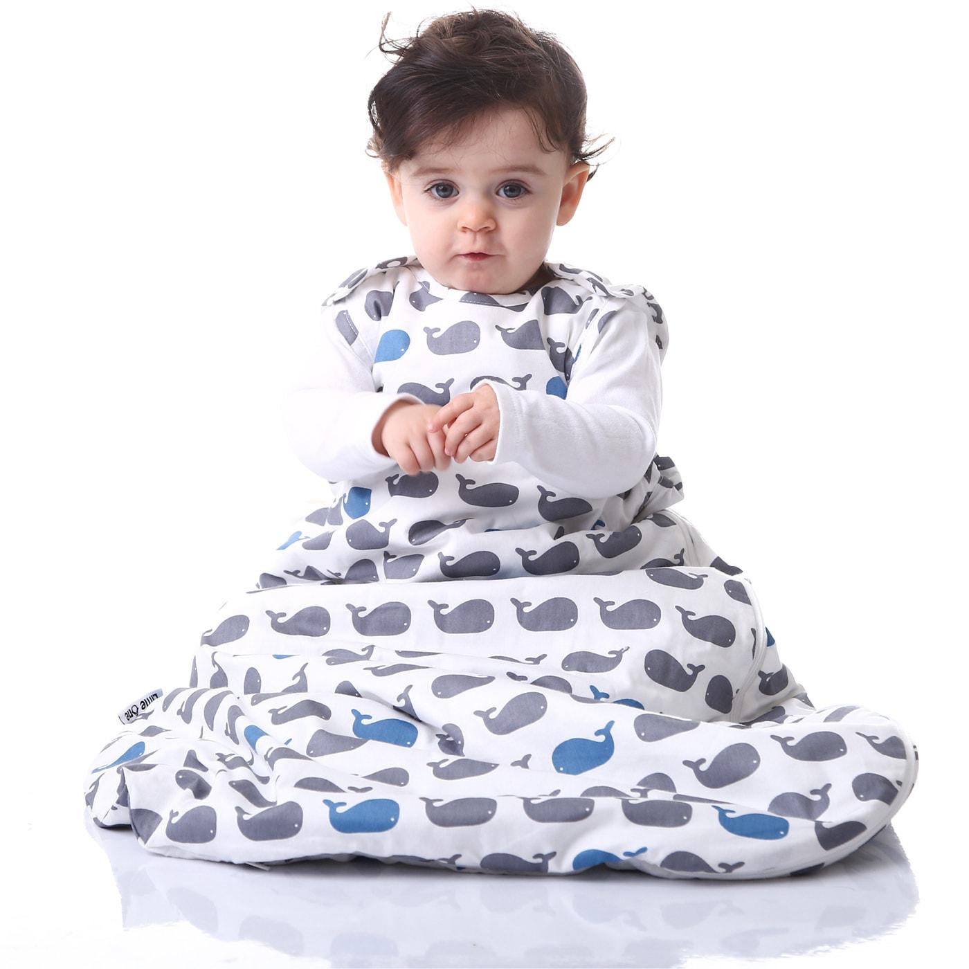 שק שינה - דגם לוויתן