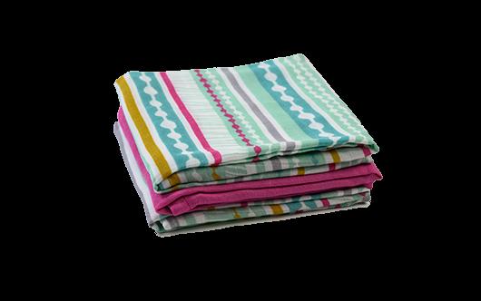 Muslin washcloths