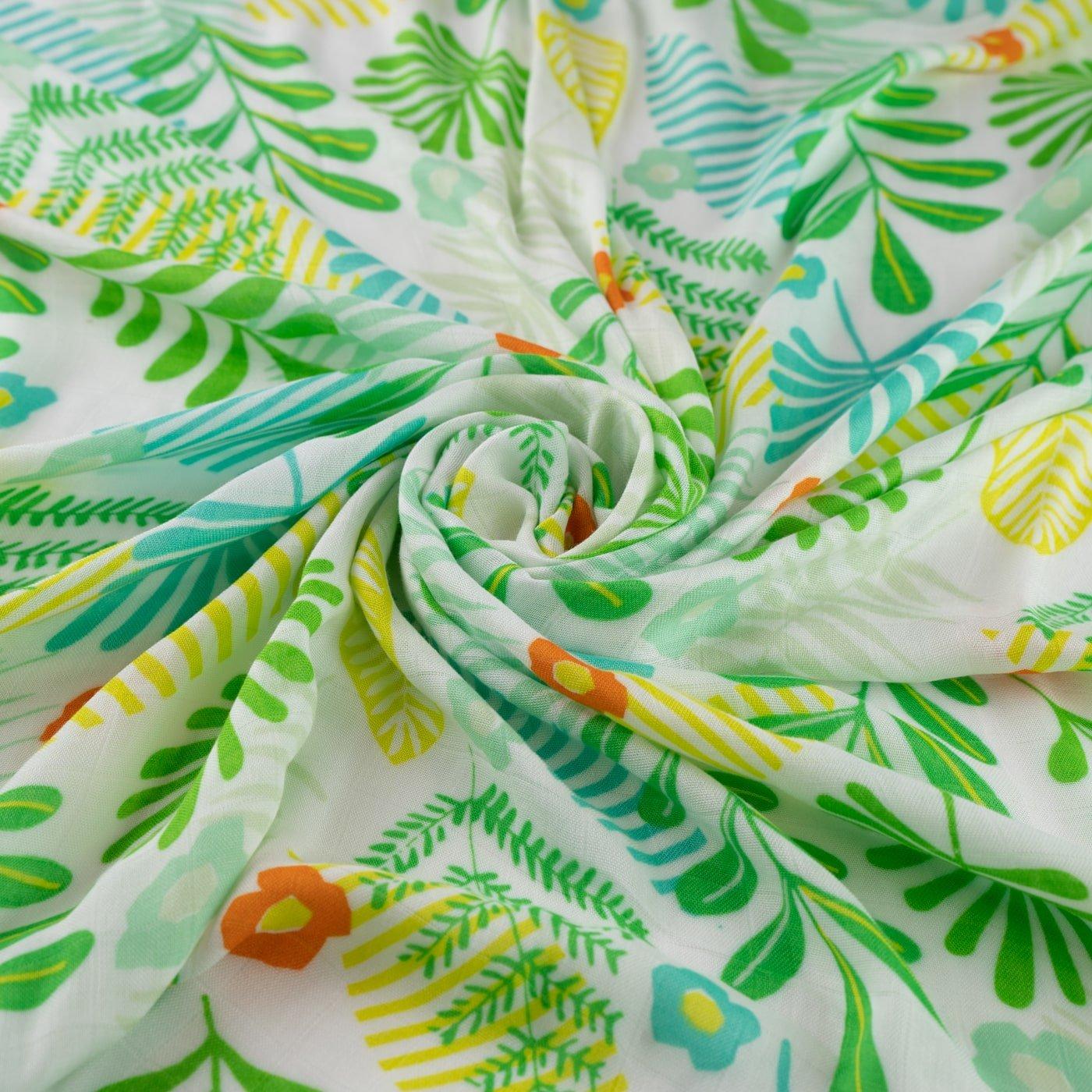 Бамбуковая пеленка - Тропическая пальма