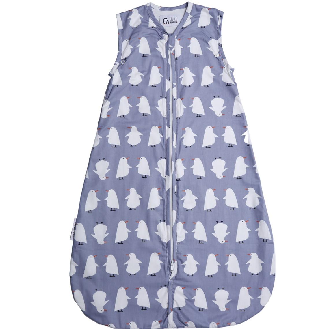 Travel sleeping bag - Penguin chic
