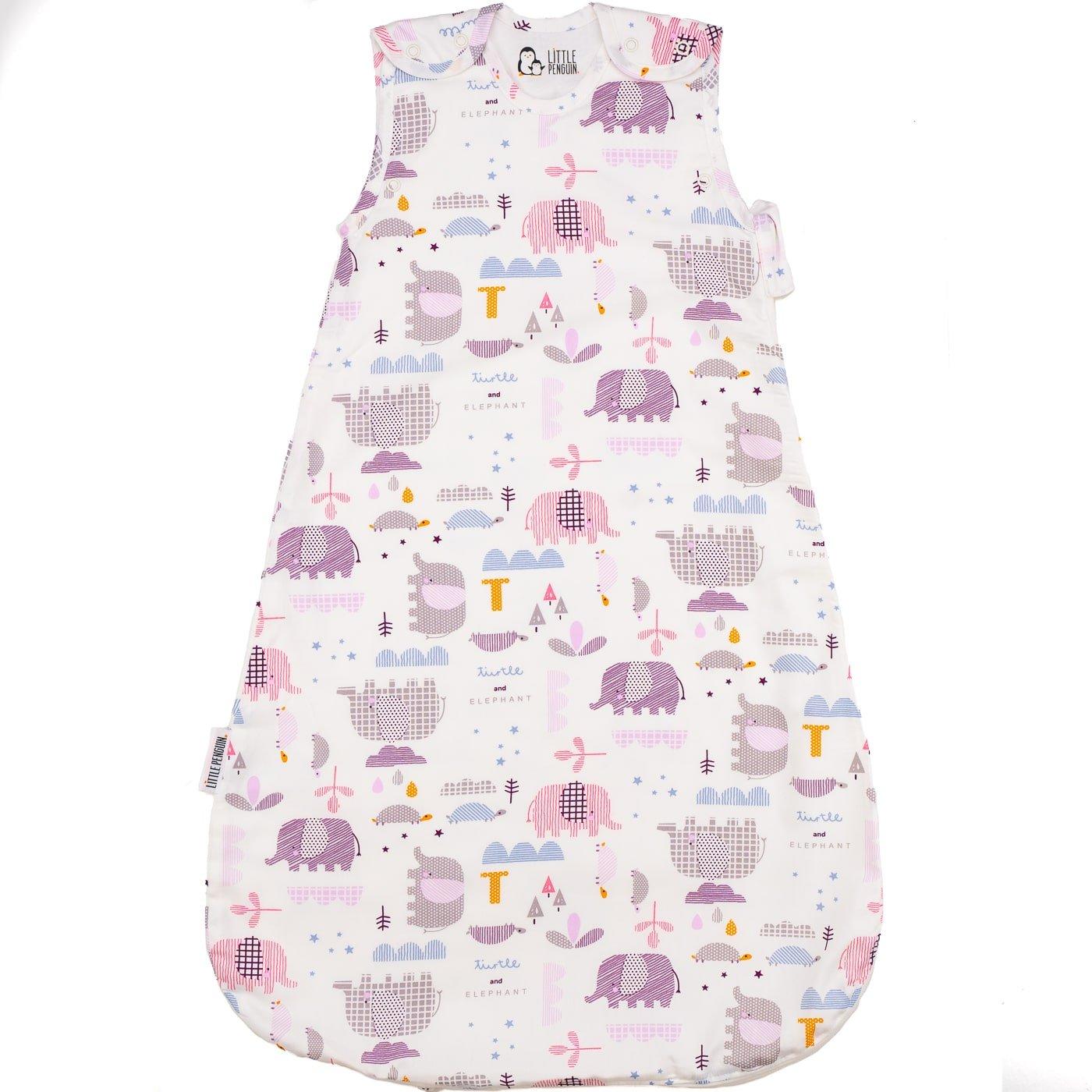 Спальный мешок - Розовый слоник