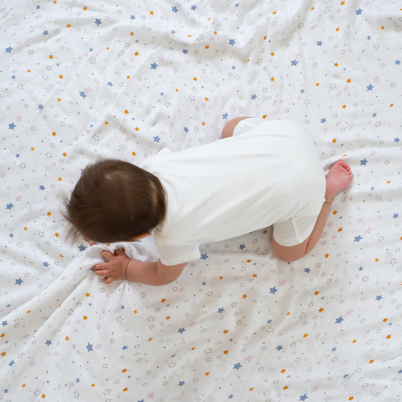 Муслиновое одеяло - Звезды