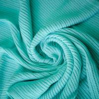 Вязанное одеяло - Синий