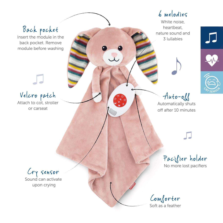 BECKY - Baby comforter
