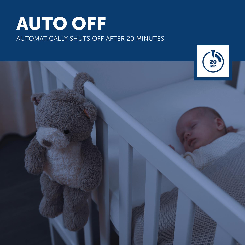 BRUNO - Baby sleep shusher