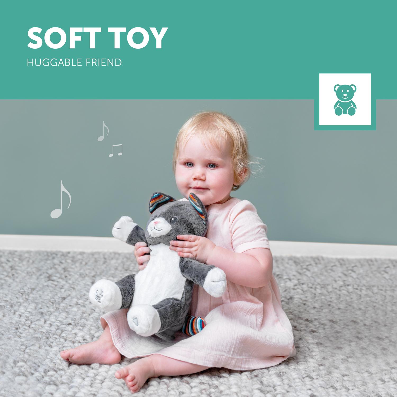 CHLOE - צעצוע רך מוחא כפיים
