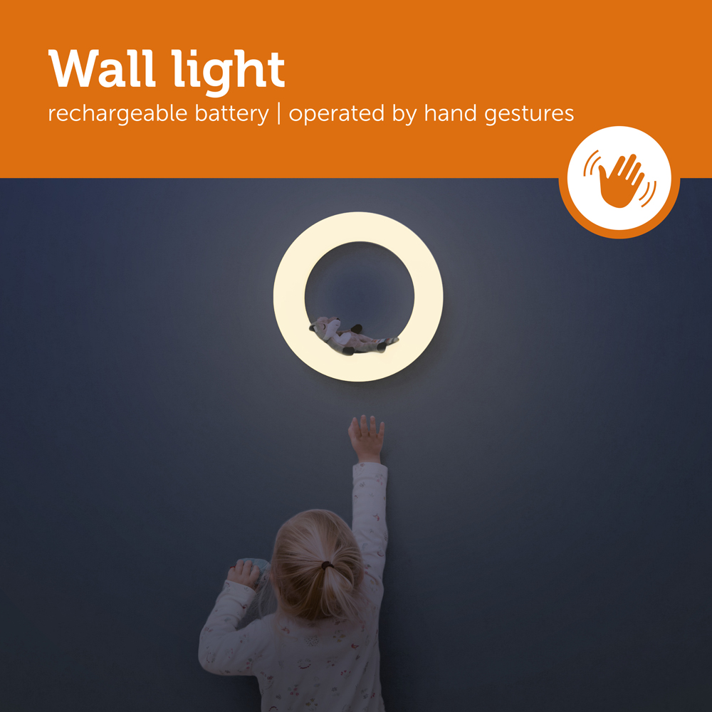 WALL LIGHT - with auto off