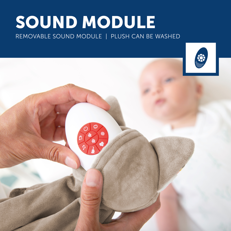 ROBIN - Baby comforter